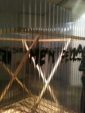 Marc Bijl: Bite the beef @ Artitude Kunstverein, Berlin