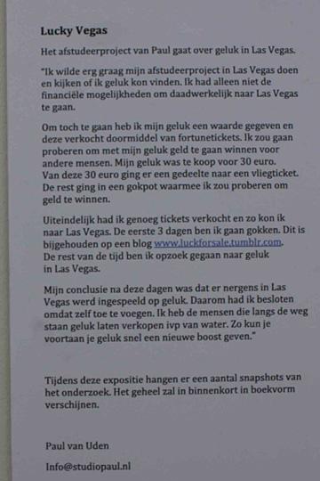 Eindexamen @ Academie Beeldende Vorming Tilburg
