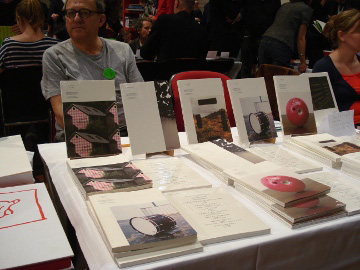 Amsterdam ArtBook Fair 2011