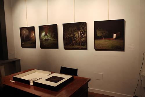 Opening Into the light @ Art 12 Gallery, Antwerpen