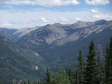 Ondertussen in Aspen Colorado