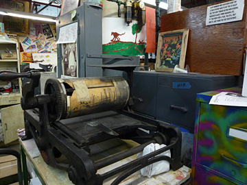 Atelier Screwball Press