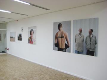 Sarah Carlier bij Vlaams Cultuurhuis De Brakke Grond en Liefhertje en De Grote Witte Reus