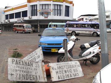 Ondertussen in Paramaribo