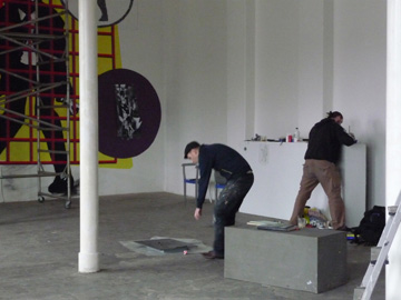 Expanding capacities with four coins in a fountain @ Cacaofabriek Helmond