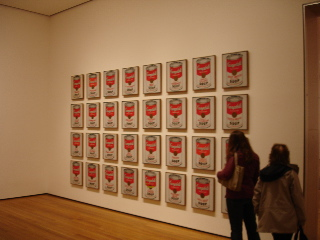 Warhol at Moma