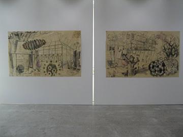 Hans de Wit @ Drawing Centre Diepenheim