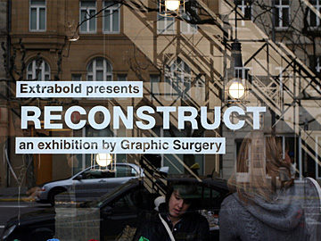 Graphic Surgery @ Extrabold