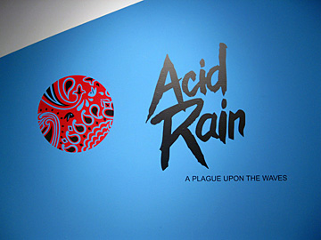 Acid Rain: A Plague Upon The Waves @ Future Tenant