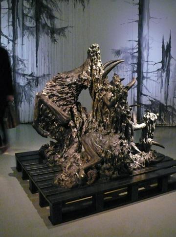 Into the Woods @ La Galerie des Galeries, Parijs