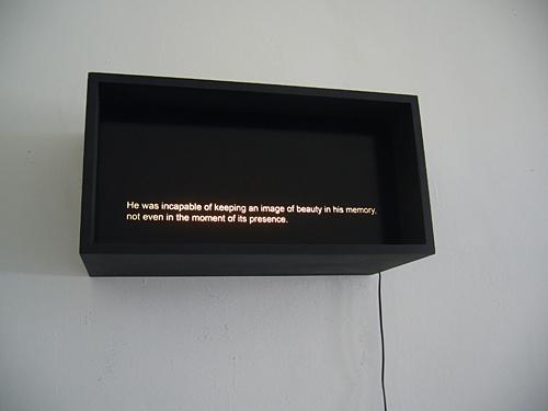 Beeldverslag van de Open Studio's in het HISK te Gent, België van 11 t/m 14 mei 2012