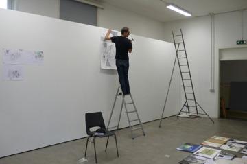 Independent Drawing Gig @ Het Wilde Weten