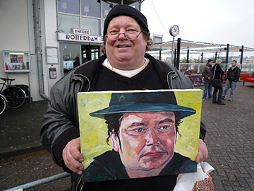 De Hongaarse Rembrandt @ Art Rotterdam