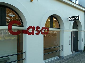 Impakt, Casco, Scheurwater