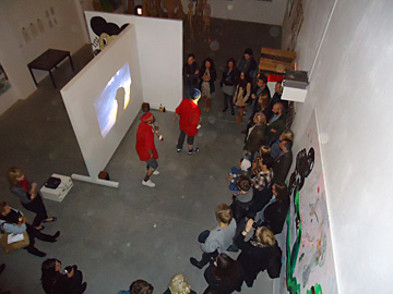Sweatboxing 2 @ LETO Gallery