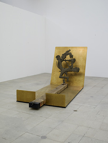 Mark Manders @ The Hayward Gallery