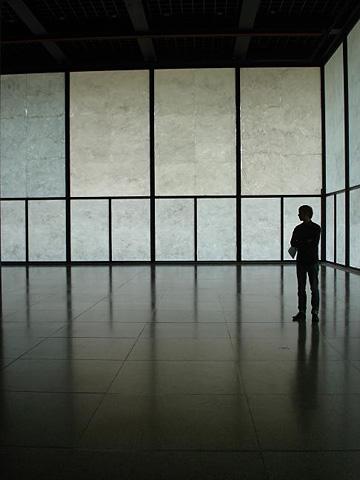 Imi Knoebel @ Neue Nationalgalerie