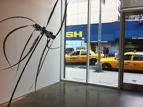 Kunst in drie 'boroughs' van New York City | March 2012