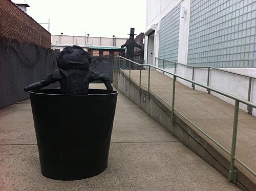 Kunst in drie 'boroughs' van New York City   March 2012