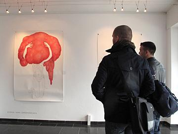 Emma van Drongelen en Maria Ikonomopoulou @ Galerie New Untitled