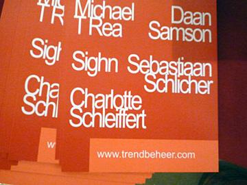 Trendbeheer presenteert @ Art Rotterdam