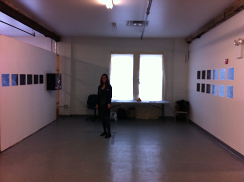 Open Studios   New York City   9 December 2011