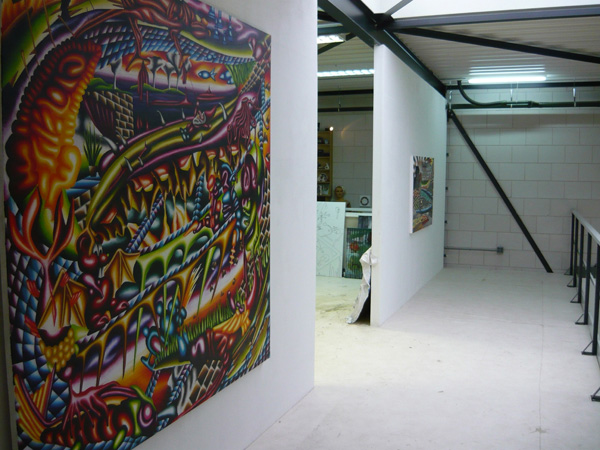 In Search of New Alliances @ P.ART