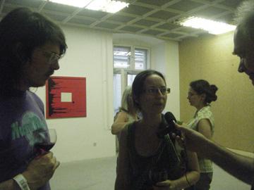 Contemporay Visitors @ HattyuHáz Kortárs Müvészeti Intézet