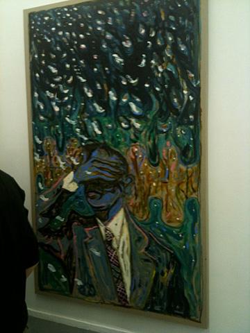 Portrait of the Artist as a young Man @ Gallery Reinhard Hauff, Stuttgart