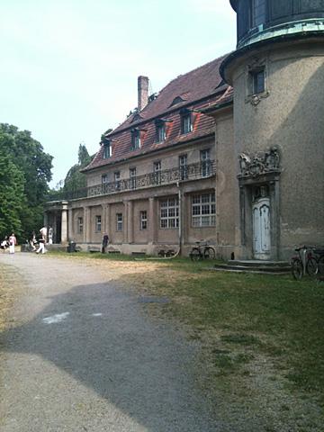 XVII Rohkunstbau in schloss Marquardt/Potsdam