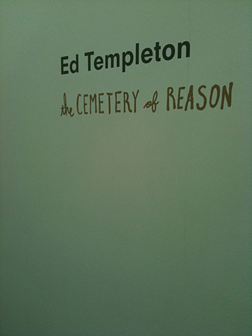 Ed Templeton @ S.M.A.K.