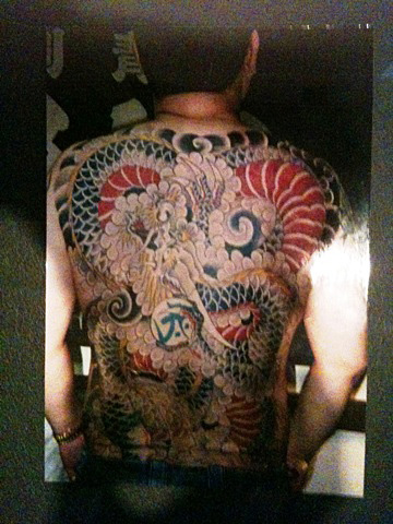 Japan Tattoo @ SieboldHuis
