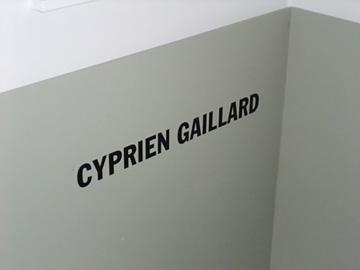 Cyprien Gaillard @ Sprüth-Magers, Berlin