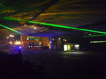 Testing testing @ Station Noord