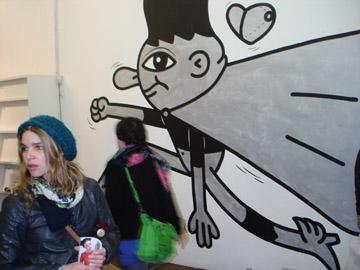 HuskMitNavn en Lydia Fong @ Alice, Brussel