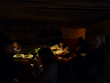 Een avondje Tether