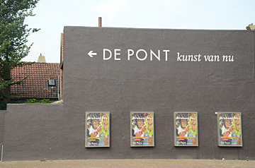 Rondje Tilburg2/De Pont