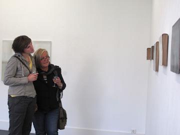 Raf Thys en Maria Ikonomopoulou @ Van den Berge