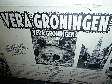De grote Vera Rock and Roll Hall of Fame