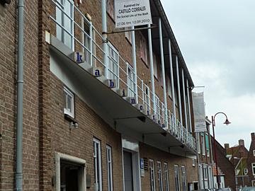 (De Kabinetten van) de Vleeshal en CBK Middelburg