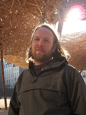 cityscape Arne Quinze