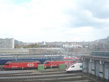 weekendje Zurich