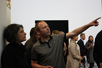 First Virtual Exhibition of Shows @ Art Amsterdam, de opening