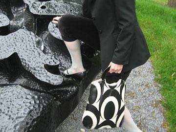 Susanne Kriemann Crooswijk Meteorite