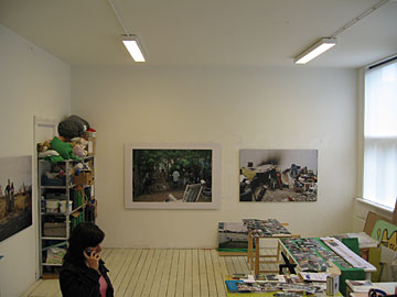 atelier Libia Pérez de Siles de Castro and Ólafur Árni Ólafsson