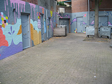 Painting the city Tilburg