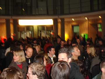 openingparty Youth of Today Schirn Kunsthalle