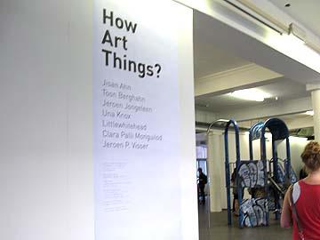 How Art Things?