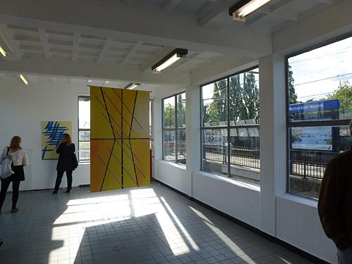 Just Quist @ Station Noord