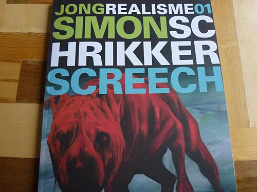 Simon Schrikker, Screech